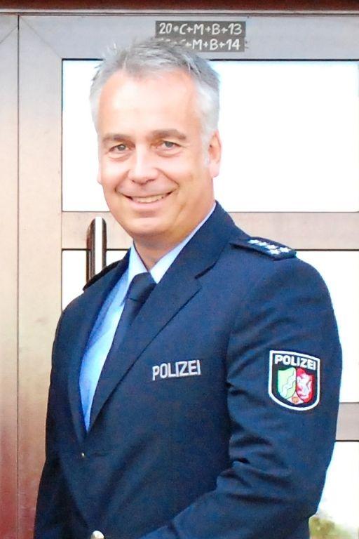Holger Schmidt ist neuer Leiter der Polizeiwache Marl - /Meldung/neuigkeiten/Nachrichten Top24News