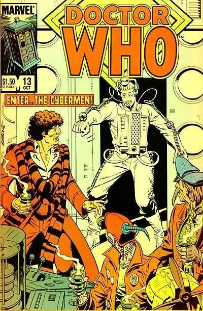 Doctor Who 13, October 1985
