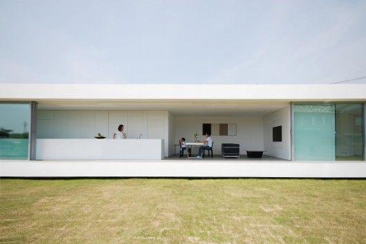 M Residence / Shinichi Ogawa & Associates | ArchDaily