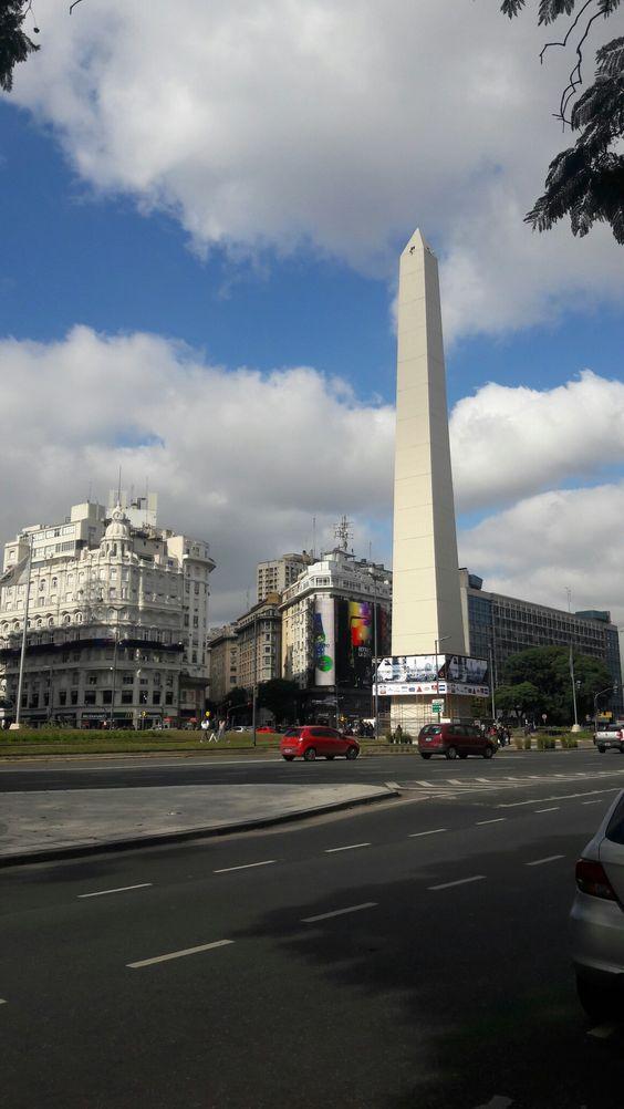 Obelisco. Buenos Aires. Argentina