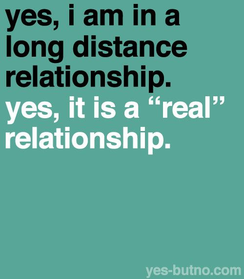 3 year long distance relationship
