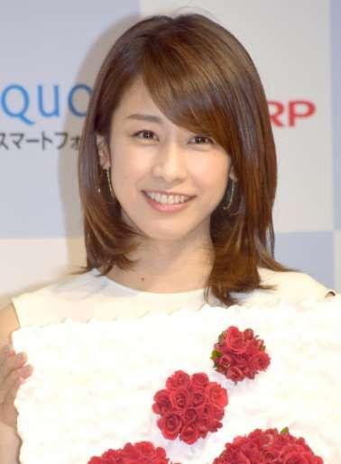 上品で綺麗な加藤綾子