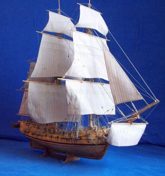 wood ship models | Ship model | Pinterest | Corvettes ...