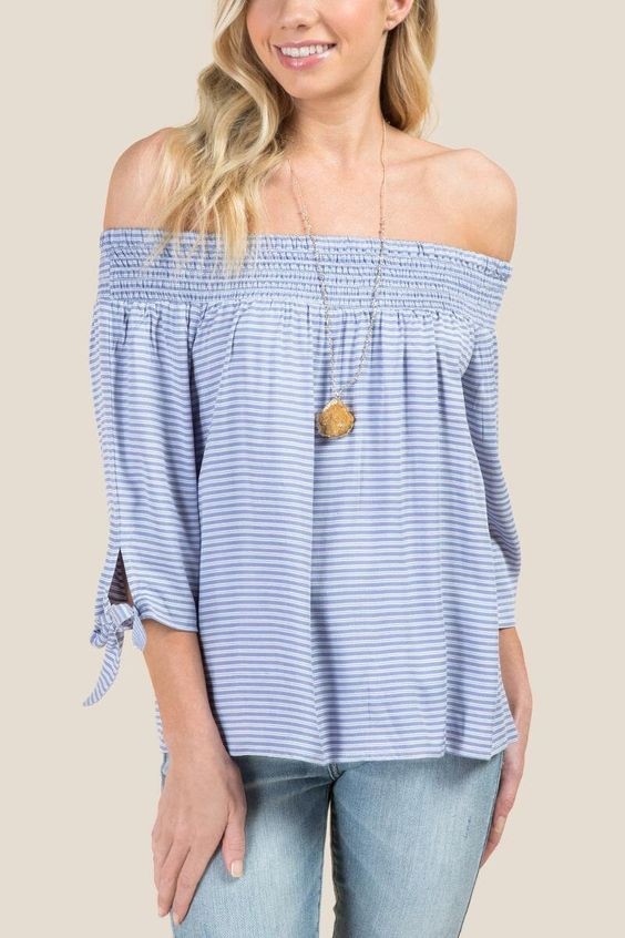 Sammie Off The Shoulder Blouse