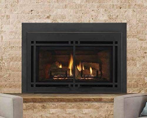 Great For Majestic Athletic 35 Direct Vent Large Gas Insert With
