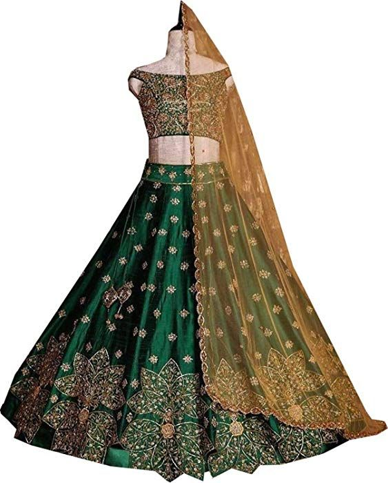 Bollywood Bridal Lehenga Pakistani Designer Dress Indian Ethnic Lehenga Choli