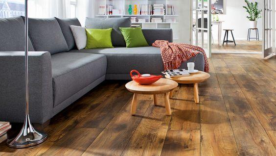 "Tarima Modelo Gran Vía de la empresa ""Haro®"" quality flooring"
