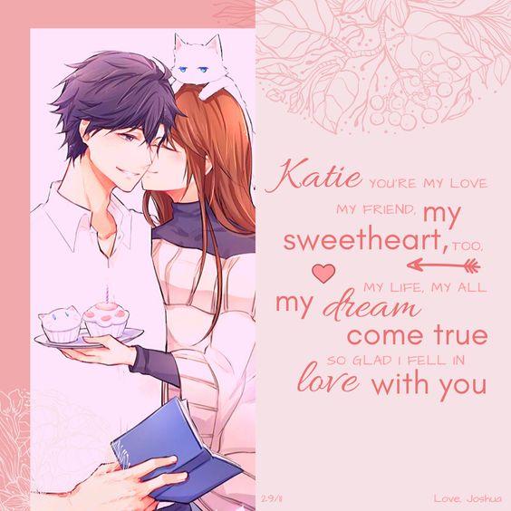 Ohayou Gozaimasu Katie 3 Rise And Shine Sweetheart Please Have