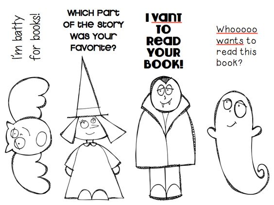 Marcador de páginas para seu livro