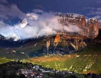 Village of Zagori, Papigo.