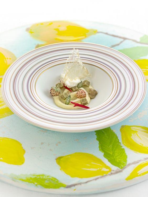 Los platos de una leyenda gastronómica: El Celler de Can Roca
