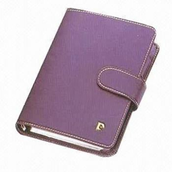 Regular Leather and Cloth Notebooks
