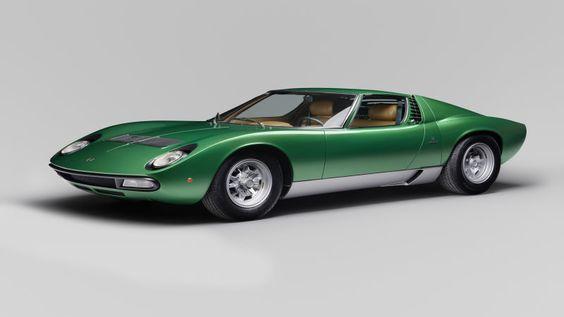 1971 Lamborghini Miura SV is PoloStorico's first restoration