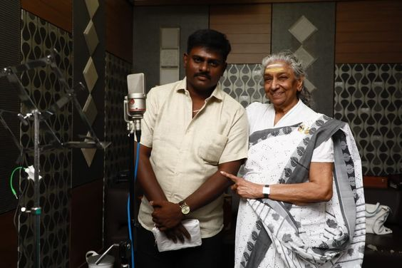 Singer S Janaki returns to playback singing