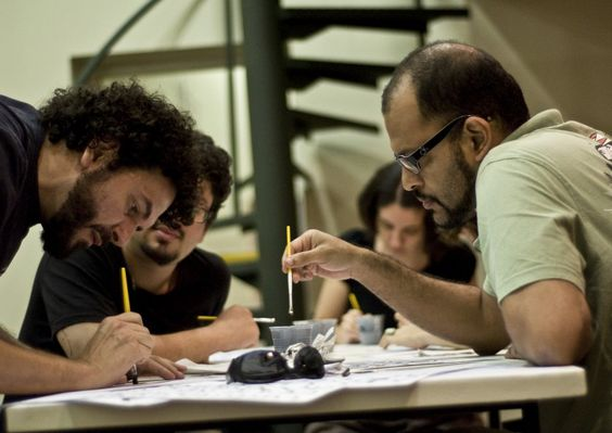 ARTS EVENTS. Ca' Pesaro in Venice hosts the International Calligraphy Workshop, which analyses the art of handwriting and emphasises its ability to communicate as a form, sign and gesture of the hand.