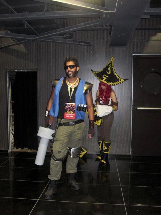 Hired Gun Graves Cosplay | League of Legends | Pinterest ...