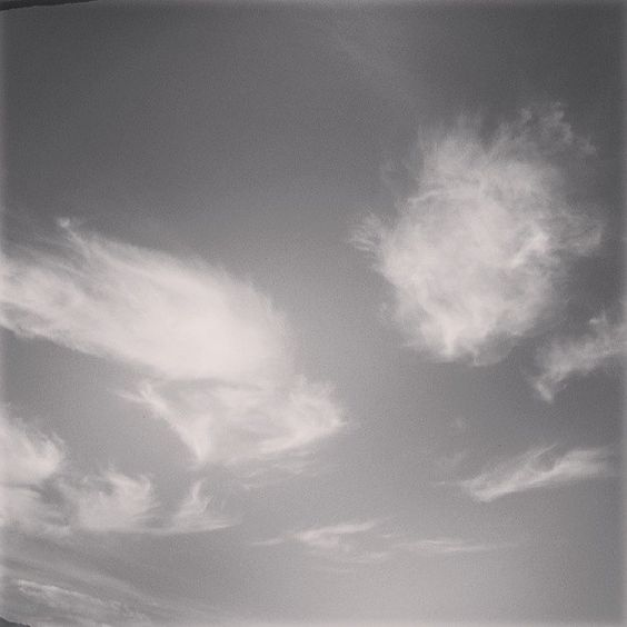 Photo by nole7310 #clouds #blackandwhite