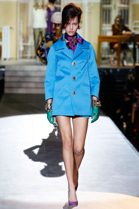FALL 2014 READY-TO-WEAR Dsquared²