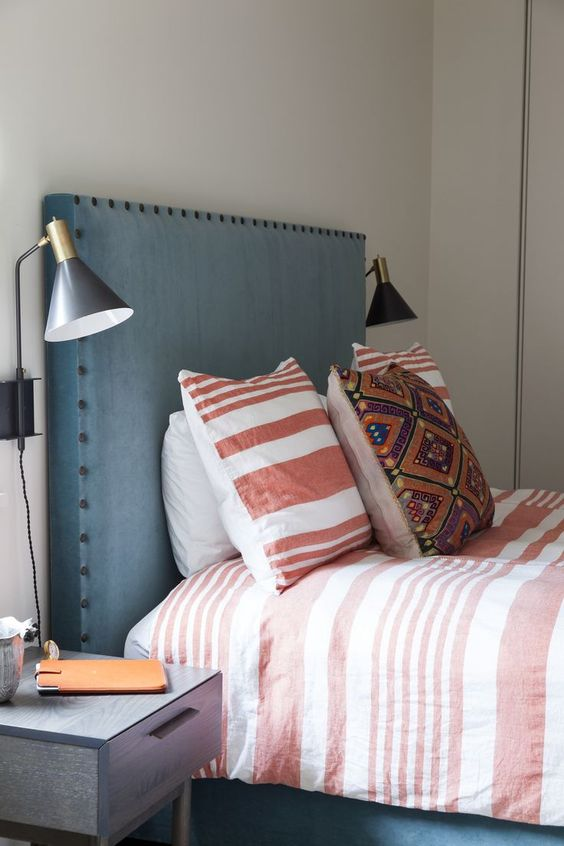 colors bedroom vintage modern pinterest beds and colors