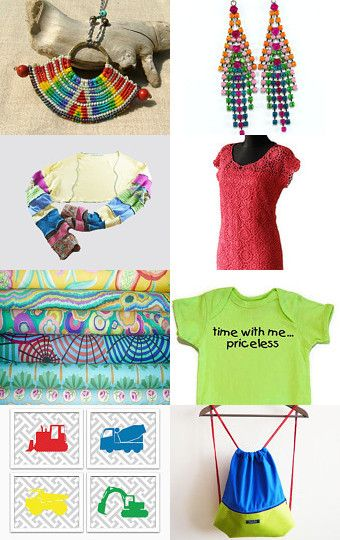 Over the Rainbow by Mike and Diane Mudd on Etsy--Pinned with TreasuryPin.com