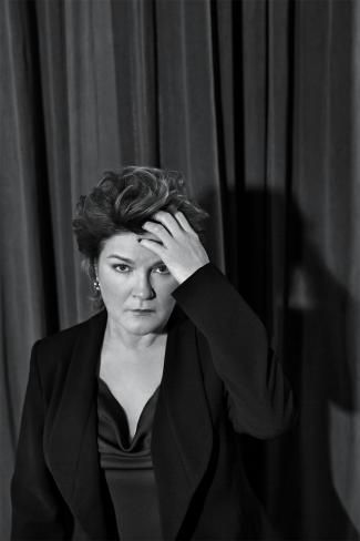 Actress and author Kate Mulgrew is going on a book tour and I WILL meet her. I will.
