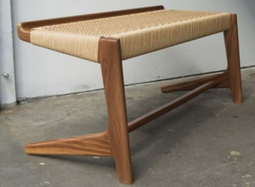 Semigood Design Rian Cantilever Bench Benches Better
