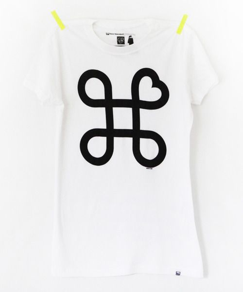 Command Love lady's tee from Christopher David Ryan.
