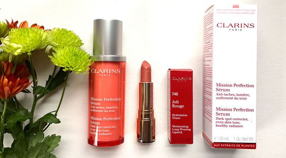 Mission Perfection Serum by Clarins #19