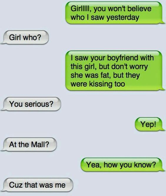 Funny Text Messages:
