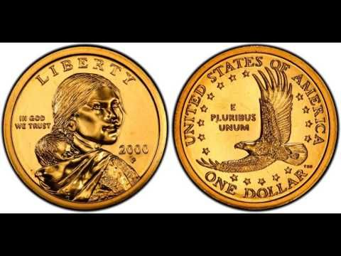 2000 P Cheerios Sacagawea Dollar Most Valuable Coin Youtube Sacagawea Dollar Valuable Coins American Dollar