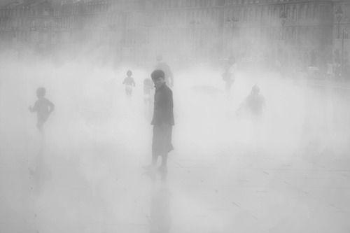 Water Mirror, by Guilhem De Cooman