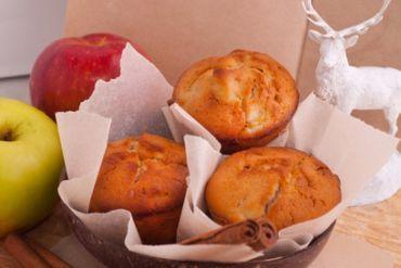 Apfelmuffins Rezept
