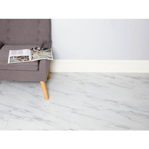 Volakas Marble Rigid Core Luxury Vinyl Tile Foam Back In 2020 Luxury Vinyl Tile Luxury Vinyl Luxury Vinyl Plank