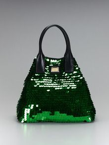 Paillette Tote by Dolce & Gabbana (night bag)