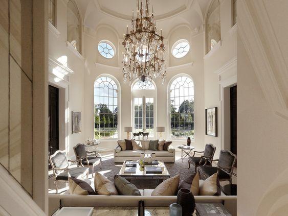 Design Inspiration: London Contemporary by Louise Bradley — The Decorista