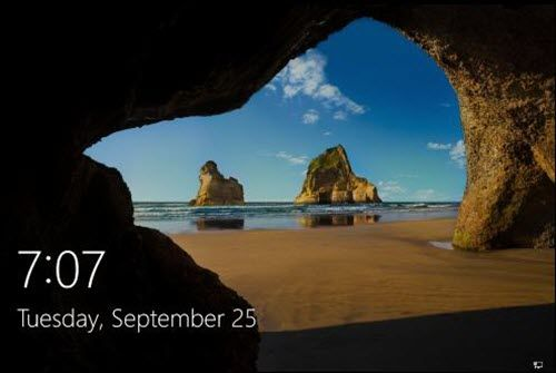 Windows 10 Login Screen Not Appearing Or Password Box Not Showing Up Wallpaper Windows 10 Windows 10 Background Images