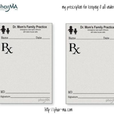 Dr. Mom's Prescription Pad   Fun Activities for Preschoolers ...