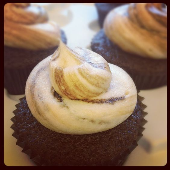 Root Beer Float Cupcakes! I've tried a few different recipes and these are by far the best!