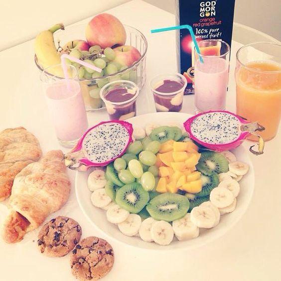 Diversos frutos