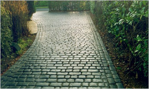 rustic driveways - Google Search
