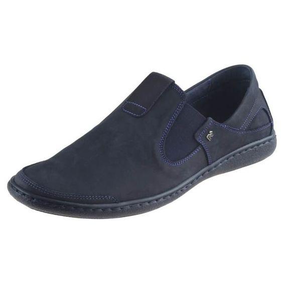 Polbuty Nik Giatoma Niccoli 03 0805 Granatowe 027 Buty Poznan Black Shoes Men Dress Shoes Men Mens Fashion Shoes