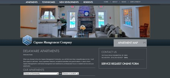 capanoresidential offering Delaware apartments for rent and sale - offering apartment living in Delaware with communities conveniently located throughout New Castle County including Newark and Wilmington, Delaware >> Townhomes Rent Wilmington DE --> www.capanoresidential.com/delaware-apartments