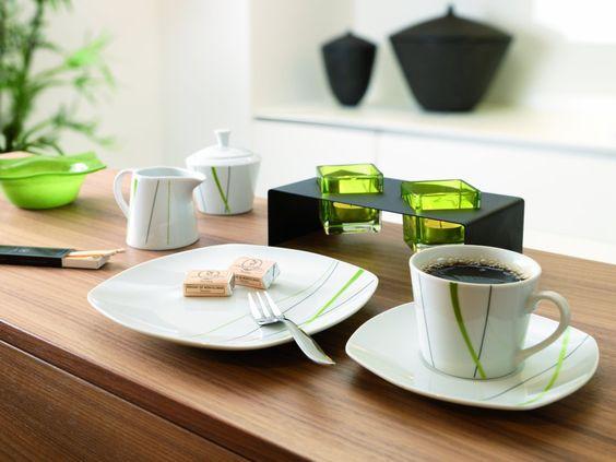 Ritzenhoff & Breker 596472 Kaffeeservice Grace, 18-teilig: Amazon.de: Küche & Haushalt
