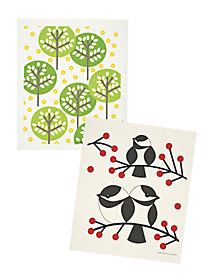 Swedish Dishcloths (set of 2)