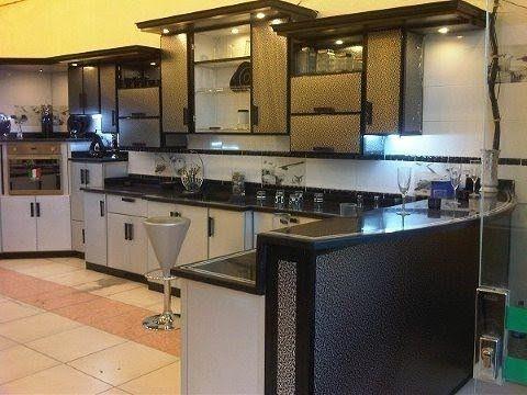 صور اشكال مطابخ جديدة New Kitchen Forms قصر الديكور Classic Dining Room Holiday Room Modern Curtains
