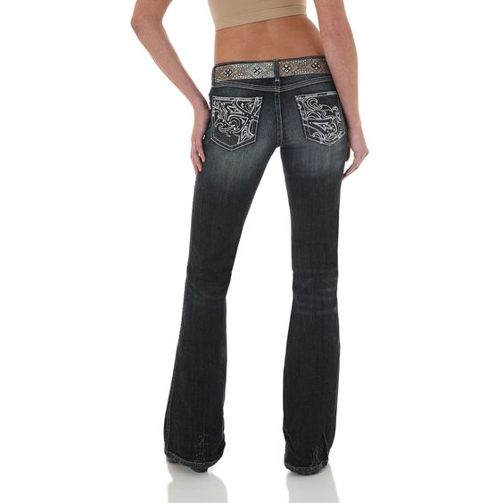 Rock 47™ by Wrangler® Ultra Low Jeans - Up the Ante