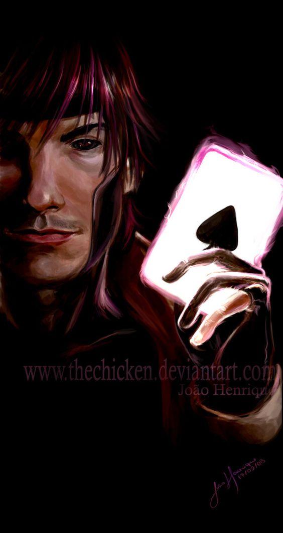 Gambit by ~thechicken on deviantART