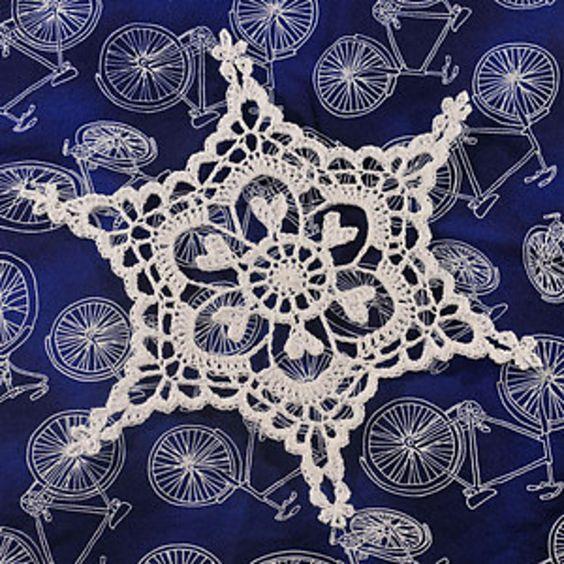 Ravelry: Century Snowflake by Deborah Atkinson