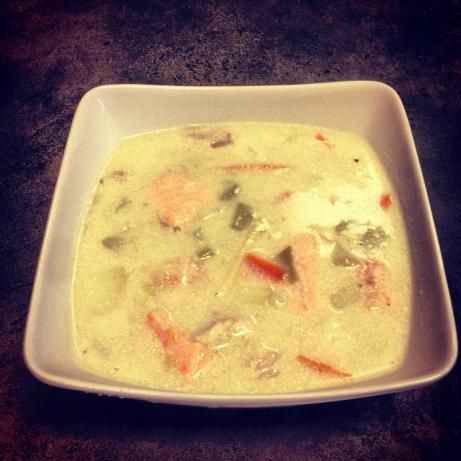 The o 39 jays photos and visit norway on pinterest for Creamy fish soup recipe