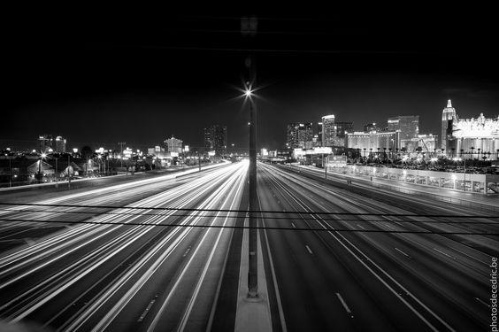 Highway by night | par Cédric Fumière